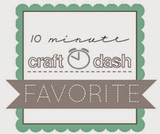 I'm a 10 Minute Craft Dash Favorite!