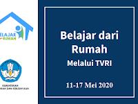 Download PDF Pembelajaran Program Belajar dari Rumah di TVRI Minggu Kelima 11-17 Mei 2020