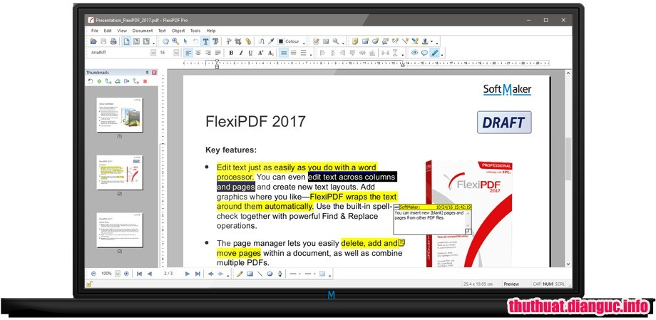 Download SoftMaker FlexiPDF Pro 2019 2.0.2 Full Cr@ck