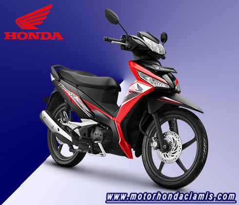 Tempat Kredit Motor Honda Supra X 125 Ciamis