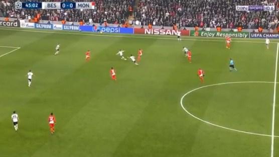 فيديو : موناكو يتعادل مع بشكتاش بهدف لكل منهما الاربعاء 01-11-2017 دوري أبطال أوروبا