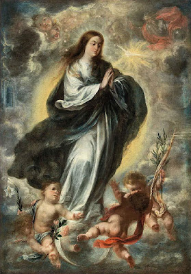 La Inmaculada Concepción - Juan de Valdés Leal - 1660-65 - Museo de Bellas Artes de Bilbao