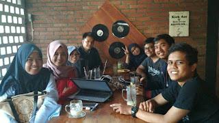 Rapat Nuclear Festival KOMMUN Yogyakarta