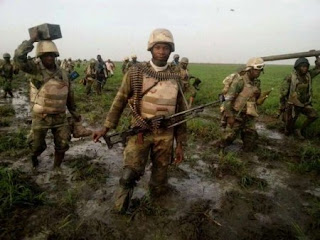 Nigerian Army captures 80% of Sambisa, constructs roads in the forest