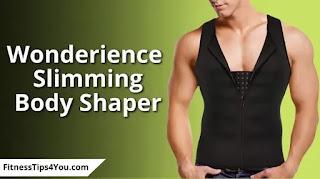 Wonderience Men Slimming Body Shaper