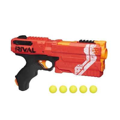 Súng Nerf Rival Kronos XVIII-500 Red
