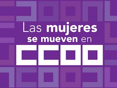 CCOO solicita el apoyo de las Juntas de Personal a las movilizaciones del 8M