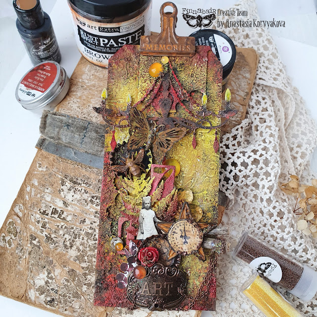 @nastyalena #mixedmedia #finnabairproducts #tag
