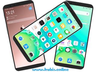 Download Tema iOS 14 Untuk Vivo All Series