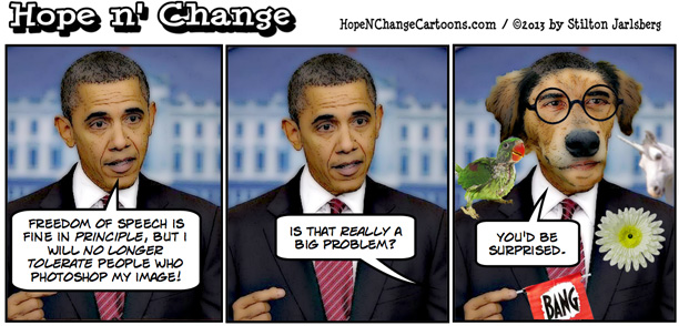 obama, obama jokes, photoshop, gun control, skeet, shooting, stilton jarlsberg, hope n' change, hope and change, conservative