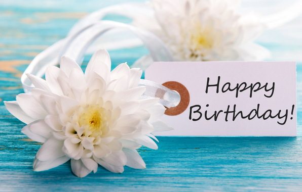 beautiful happy birthday flowers images  freshmorningquotes, Beautiful flower