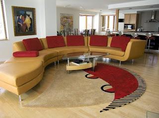 sofa ruang tamu mewah dan lux