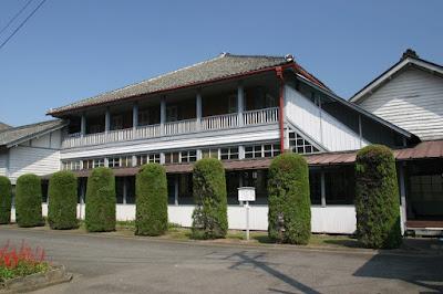 富岡製糸場女工館
