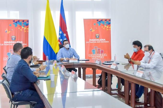 A una alianza para superar la pobreza convoca el gobernador del Magdalena