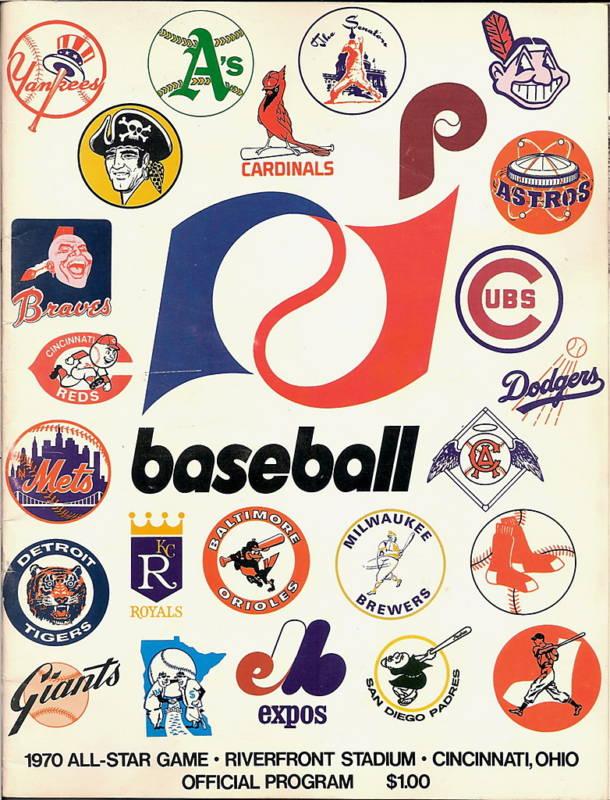 Vintage Baseball Logos 16
