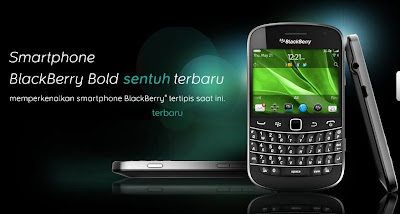 Harga Blackberry Bold Touch Dakota 9900 Terbaru
