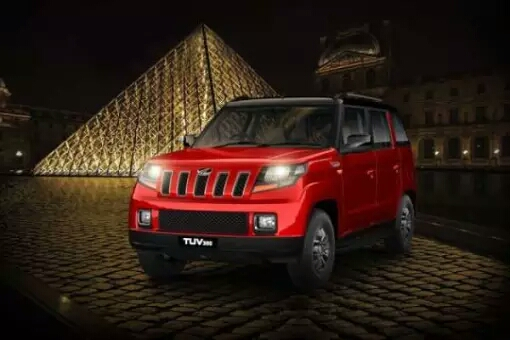 Updated TUV300 gets a crash test norms
