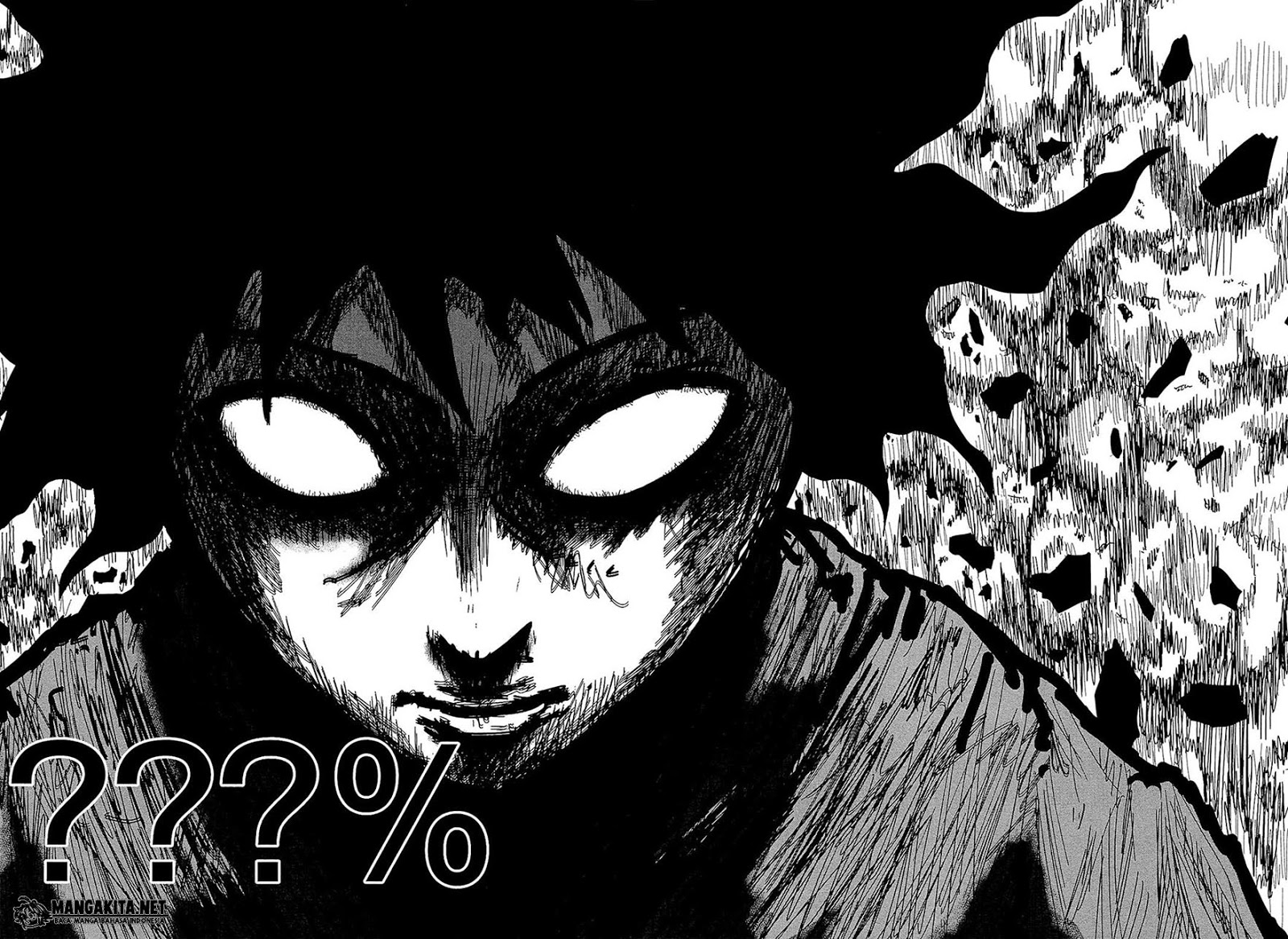 Mob Psycho 100 Chapter 17-24