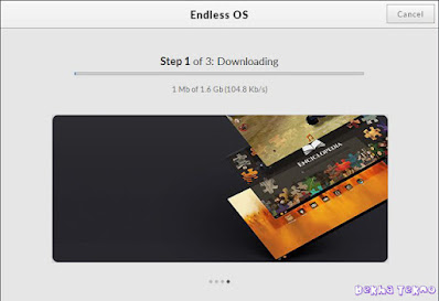 Proses-download