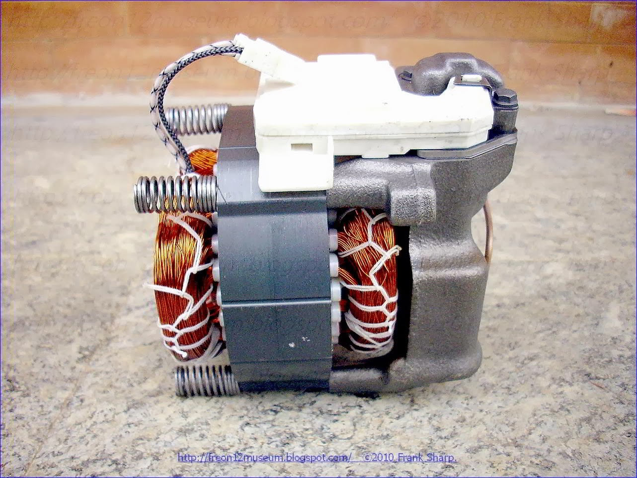 Under The Ice Rex Electrolux Ir023s Year 1990 Fire Fusible Link Shut Off Valve Likewise Hoover Vacuum Cleaner Motor Same Natural Frequency As An Acoustic Mode Of Cavity Two New Coupled Modes Are Produced Whose Frequencies Disposed On Sides