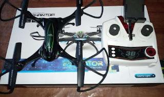 Spesifikasi Predator Sky Phantom X8 - GudangDrone