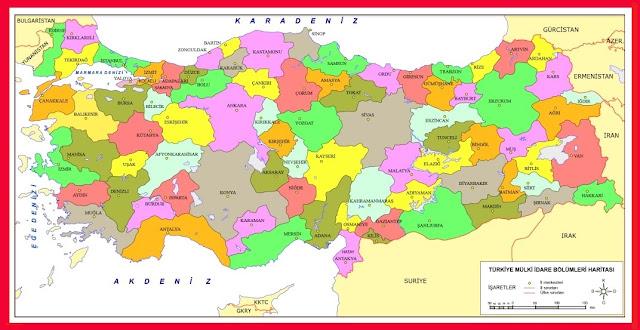Türkiye İller