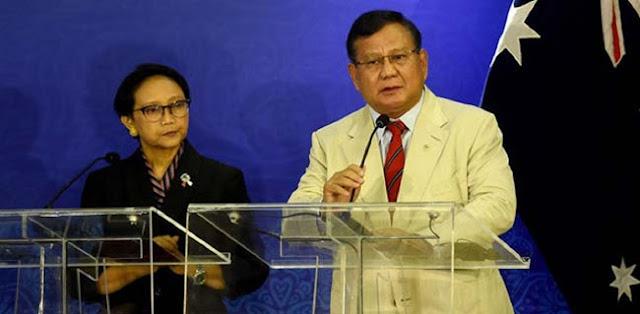 Ke Filipina, Prabowo Upayakan Pembebasan WNI Yang Disandera Abu Sayyaf
