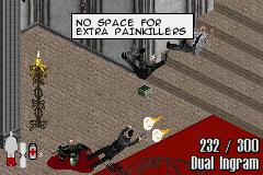 Jogue Max Payne com emulador online para GBA