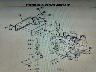 Parts book pc78us-6