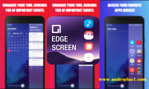Edge Action: Edge Screen, Sidebar Launcher v2.1.9 (Premium) Apk