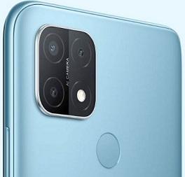 Kamera Oppo A15