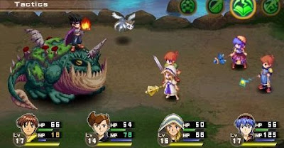 Download Lunar Silver Star Harmony PSP ISO
