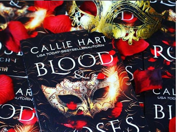 Cover Reveal Blood And Roses. Corruzione Di Callie Hart