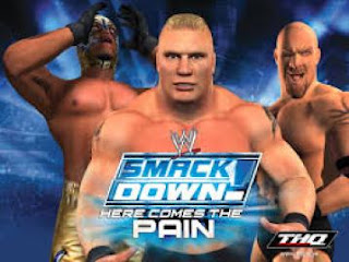 Cheat Smackdown Pain ps2 Membuka Karakter