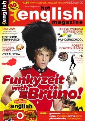 Hot English Magazine - Number 94