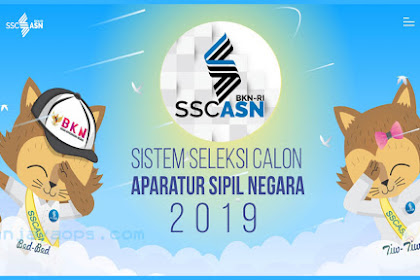 Jasa Pendaftaran CPNS 2019/2020 Portal SSCASN