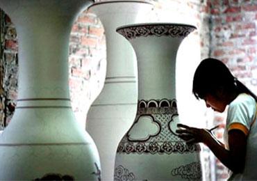 Bat Trang Pottery