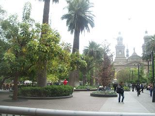 Turismo en Santiago de Chile