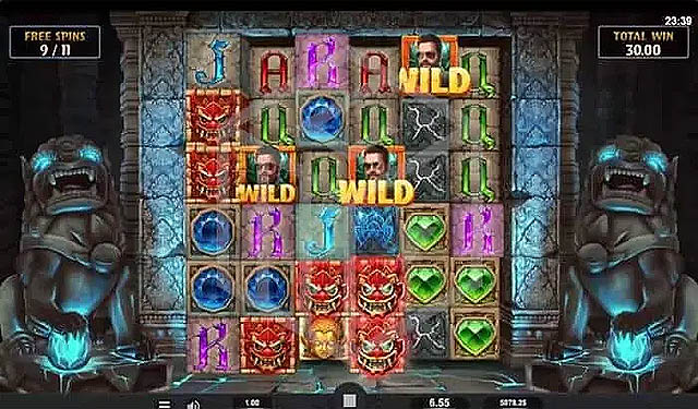Ulasan Slot Relax Gaming Indonesia - Temple Tumble Megaways Slot Online