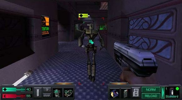 SYSTEM SHOCK 2: Official Game Direct Free Download
