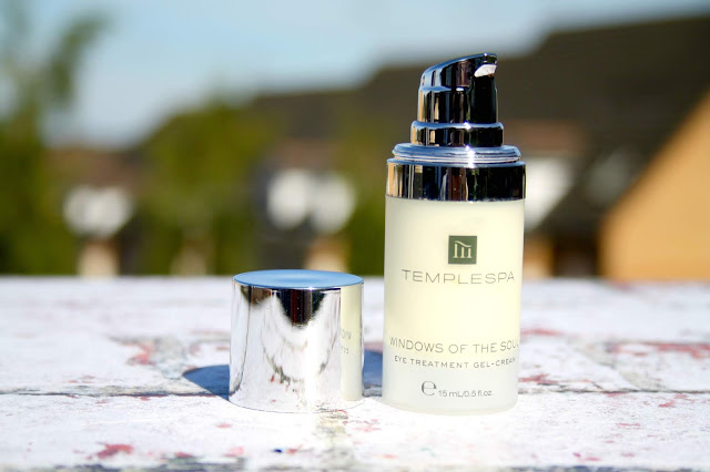 Temple Spa Eye Care Review