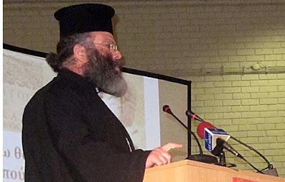 Ο διακεκριμένος ιατρός ογκολόγος-ιερέας π. Ιωάννης Κοκάκης βρέθηκε στη Θεσπρωτία