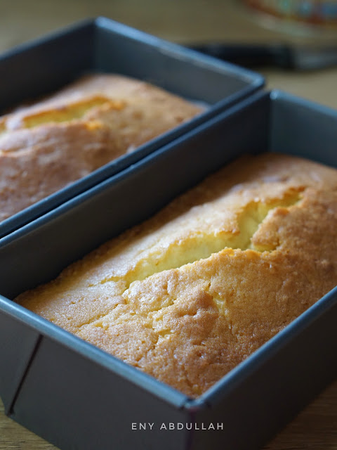 Kek oren, orange buttercake, kek oren sukatan cawan, kek butter mudah, kek butter oren, sicilian orange cake