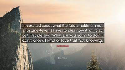 Excited For The Future Quotes