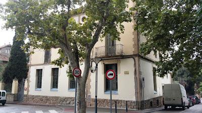 Casa Fèlix Fages i Vila de la Garriga