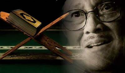 5 Inspirasi Keshalihan Presiden Ketiga RI Bapak Habibie