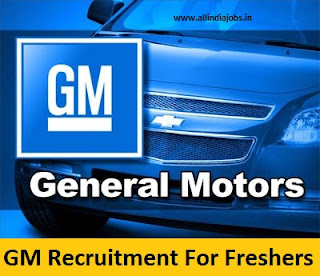 General Motors Recruitment