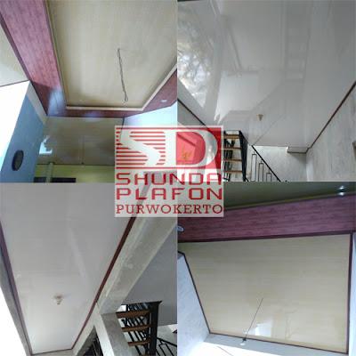 Pemasangan Plafon Pvc Shunda di Rumah Ibu Dokter Lili | Shunda Plafon
