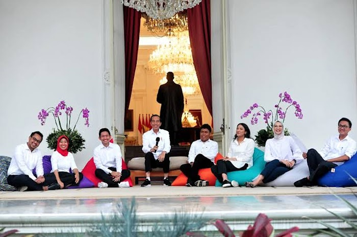 Said Didu: Negara Krisis, Kemana Staf Khusus Milenial Jokowi?
