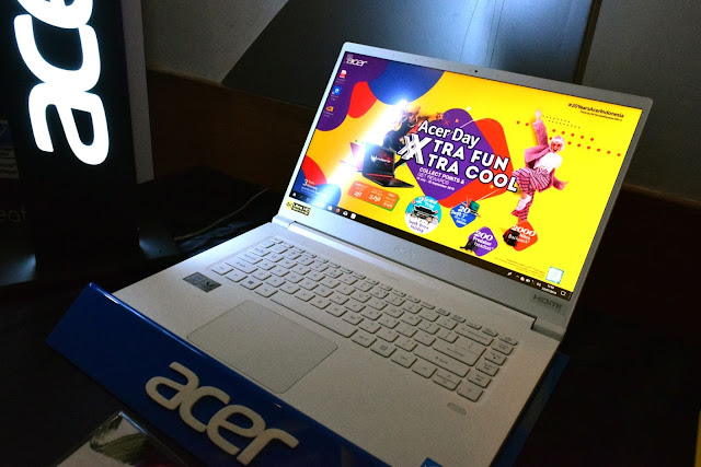 Acer ConceptD 5 di Acer Day 2019 Pontianak